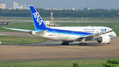 JA805A - Boeing 787-8 Dreamliner - All Nippon Airways (ANA)