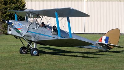 ZK-ANL - De Havilland DH-82A Tiger Moth - Private