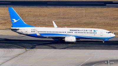 B-7821 - Boeing 737-85C - Xiamen Airlines