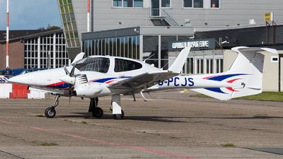 G-PCJS - Diamond DA-42 NG Twin Star - Private