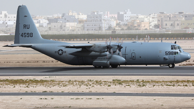 164598 - Lockheed KC-130T-30 Hercules - United States - US Navy (USN)