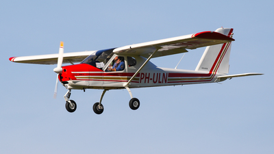 PH-ULN - Tecnam P92 Echo J - Private