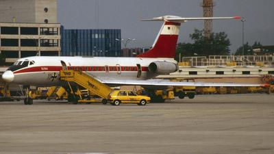 11+12 - Tupolev Tu-134A - Germany - Air Force