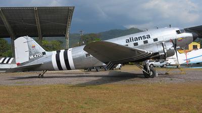 HK-4700 - Douglas C-47B Skytrain - Aliansa Colombia