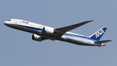 JA895A - Boeing 787-9 Dreamliner - All Nippon Airways (Air Japan)
