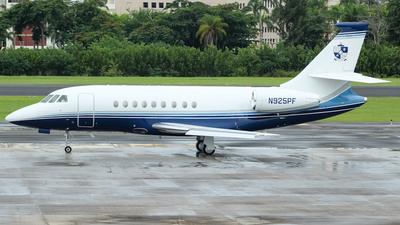 N925PF - Dassault Falcon 2000EX - Private