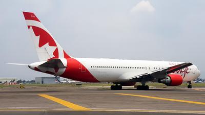 C-GDUZ - Boeing 767-38E(ER) - Air Canada Rouge