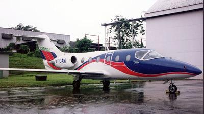 VT-OAM - Beechcraft 400 Beechjet - Private