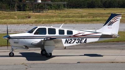 N273EA - Beechcraft A36 Bonanza - Private