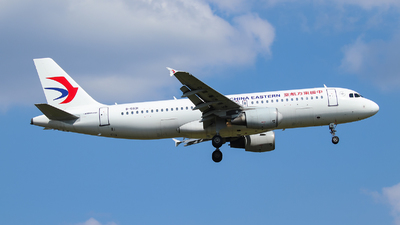 B-6831 - Airbus A320-214 - China Eastern Airlines