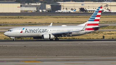 A picture of N965AN - Boeing 737823 - American Airlines - © David Lee