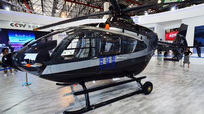 B-70VW - Airbus Helicopters EC135 P3 - General Dynamic Aero Tech