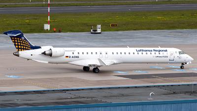 D-ACNG - Bombardier CRJ-900 - Eurowings