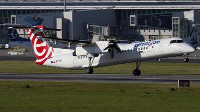 A picture of SPEQI - De Havilland Canada Dash 8400 - LOT - © Rafal Pruszkowski