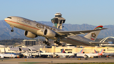 A6-LRA - Boeing 777-237LR - Etihad Airways