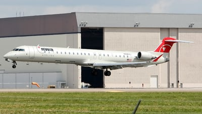 N935XJ - Bombardier CRJ-900LR - Northwest Airlink (Mesaba Airlines)