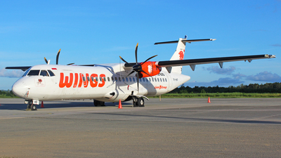 A picture of PKWHP - ATR 72600 - Wings Air - © uno purnomo