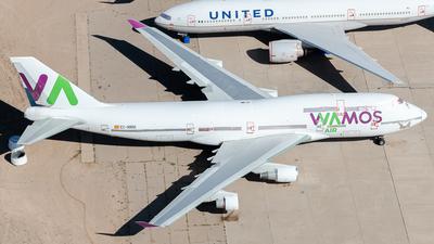 A picture of ECMRM - Boeing 7474H6 - [28435] - © Daniel Dominguez