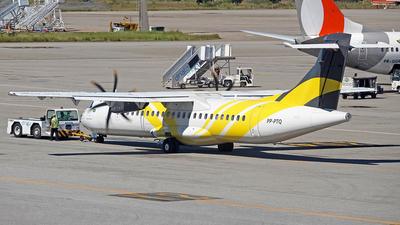 PP-PTQ - ATR 72-212A(500) - Passaredo Transportes Aéreos