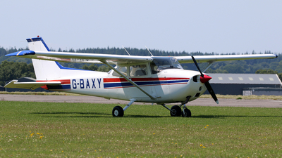 A picture of GBAXY - Cessna F172M Skyhawk - [0905] - © Brian T Richards