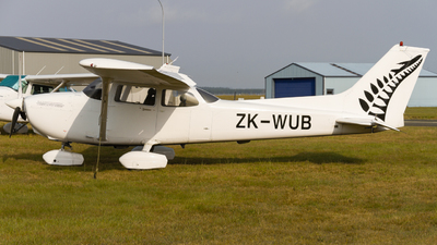 ZK-WUB - Cessna 172R Skyhawk II - New Zealand International Commercial Pilot Academy