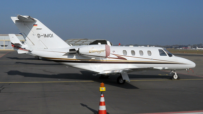 D-IMOI - Cessna 525 CitationJet 1 - Private