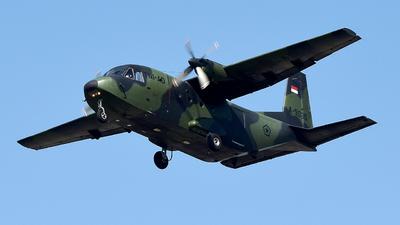 A-9035 - IPTN NC212M-200 Aviocar - Indonesia - Army