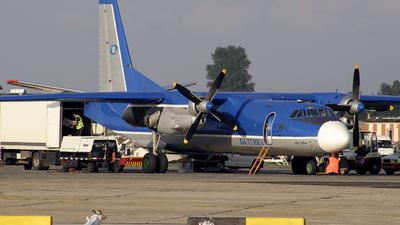UR-VIG - Antonov An-26B - Baltika
