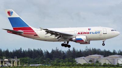 F-OGQR - Airbus A310-308(ET) - Aeroflot