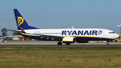 EI-FEE - Boeing 737-8AS - Ryanair