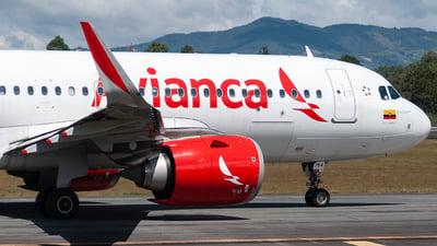 N764AV - Airbus A320-251N - Avianca