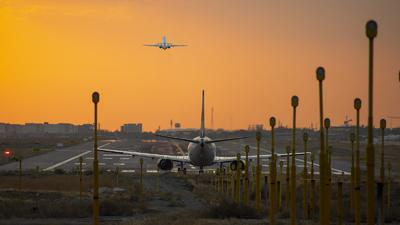 OIII - Airport - Runway