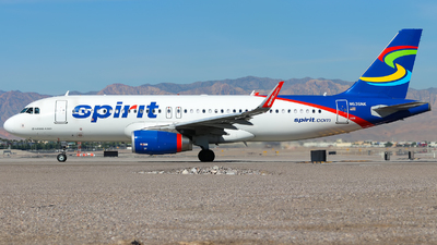 A picture of N636NK - Airbus A320232 - Spirit Airlines - © Lars Rohde