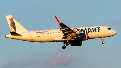 CC-AWN - Airbus A320-271N - JetSmart
