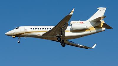 A picture of HBJFN - Dassault Falcon 7X - [116] - © Ramon Jordi