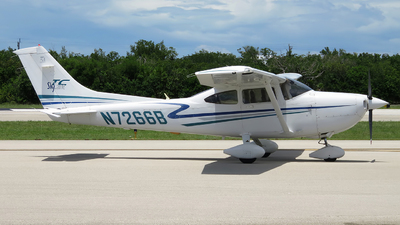 N7266B - Cessna T182T Turbo Skylane - Private