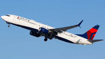 N908DN - Boeing 737-932ER - Delta Air Lines