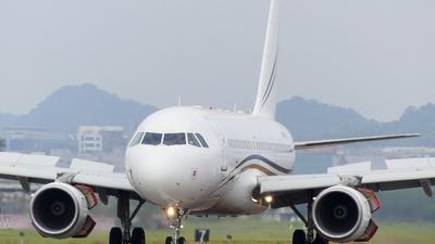 A6-RRJ - Airbus A319-115 - Rotana Jet Aviation
