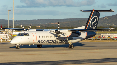 VH-QQP - Bombardier Dash 8-Q315 - Maroomba Airlines