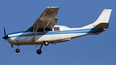 JA3720 - Cessna T207 Turbo Skywagon - Asia Air Survey