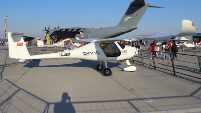 TC-UBM - Pipistrel Sinus - Private