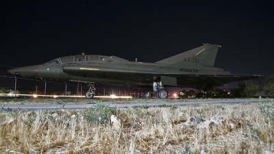 N166TP - Saab TF-35 Draken - Private