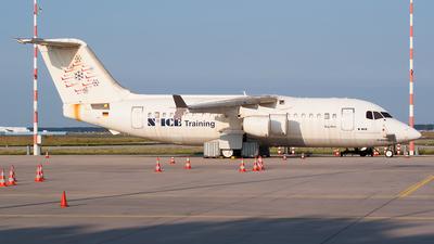 D-NICE - British Aerospace BAe 146-200 - Nice Training