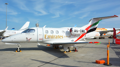 A6-DWE - Embraer 500 Phenom 100EV - Emirates Flight Training Academy