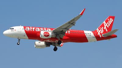 A picture of 9MRAN - Airbus A320216 - AirAsia - © Jukka Hemilä