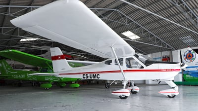 CS-UMC - Tecnam P92 S Echo - Private