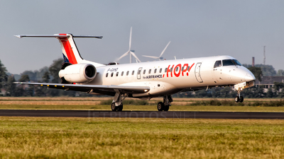 F-GVHD - Embraer ERJ-145LR - HOP! for Air France