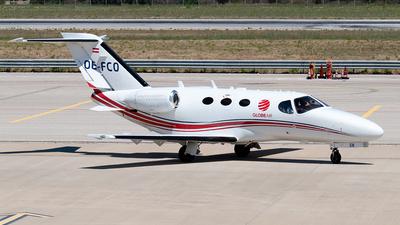 OE-FCO - Cessna 510 Citation Mustang - GlobeAir