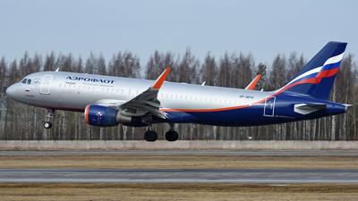 A picture of VPBFH - Airbus A320214 - Aeroflot - © Oleg Chaplin