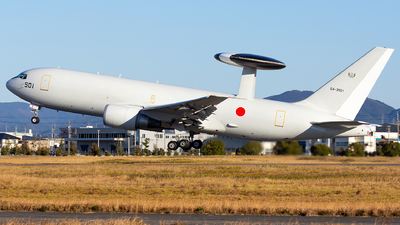 64-3501 - Boeing E-767 AWACS - Japan - Air Self Defence Force (JASDF)
